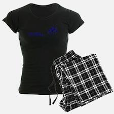 Cloud Hunters (Blue) Pajamas