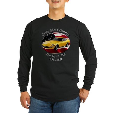 Datsun 240Z Long Sleeve Dark T-Shirt