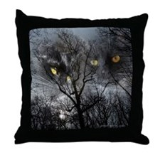 Enchanted forest 1 Throw Pillow
