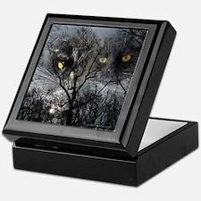 Enchanted forest 1 Keepsake Box