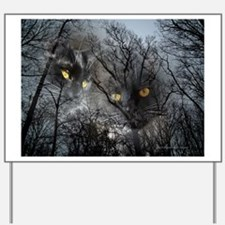 Enchanted forest 1 Yard Sign