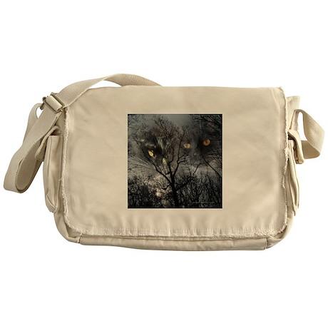 Enchanted forest 1 Messenger Bag