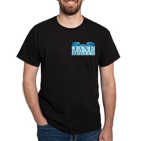 ReadJaneAusten Blue Dark T-Shirt