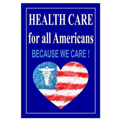 Health Reform : Canvas Art