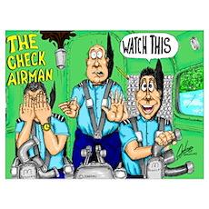Check Airman Poster