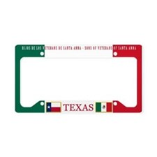 Sons of Santa Anna License Plate Holder