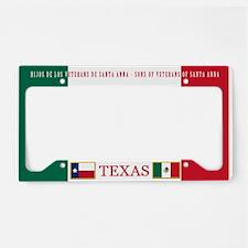 Sons of Santa Anna License Plate Holder