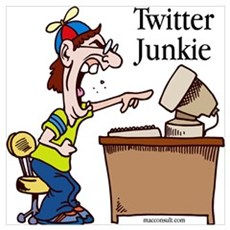 Twitter Junkie 2 Poster