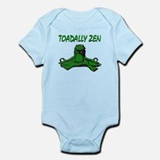 TOADALLY ZEN Infant Bodysuit