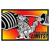 Bodybuilding Wall Art