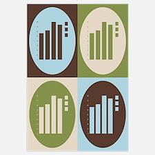 Statistics Pop Art