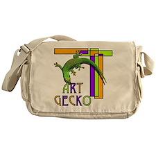 Cute Geico Messenger Bag