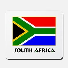 South Africa Mousepad