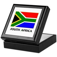 South Africa Keepsake Box