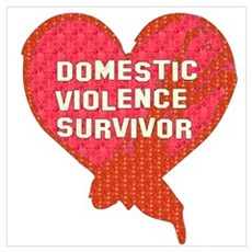 Violence Survivor Poster