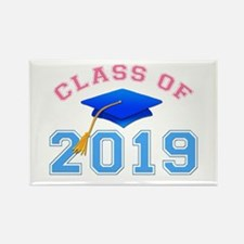 Class of 2019 Rectangle Magnet (10 pack)