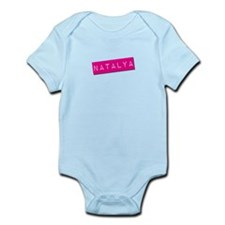 Natalya Punchtape Infant Bodysuit