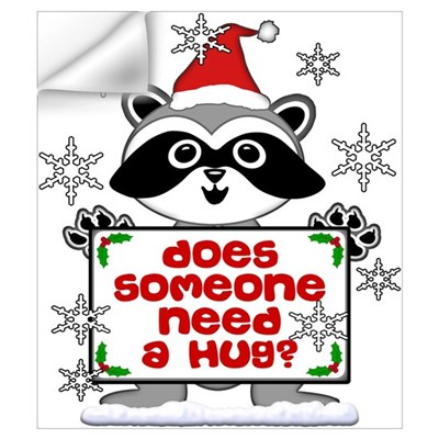 Does Someone Need A Hug Elf O Wall Decal