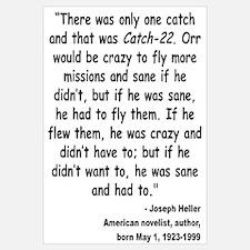 Heller Catch-22 Quote