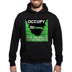 occupy wall street 01 Hoodie