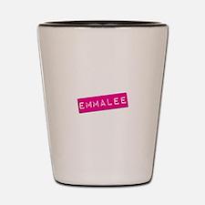 Emmalee Punchtape Shot Glass