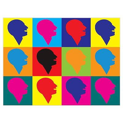 Speech-Language Pathology Pop Art Poster