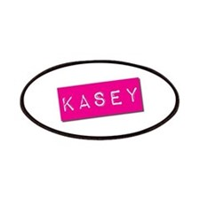 Kasey Punchtape Patches