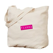 Tianna Punchtape Tote Bag