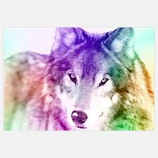 Wolf Gaze Art