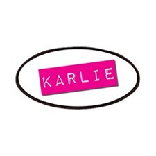 Karlie Punchtape Patches