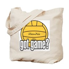 Water Polo Got Game? Tote Bag