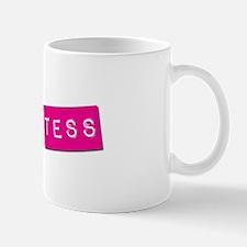 Tess Punchtape Mug
