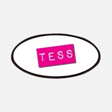 Tess Punchtape Patches