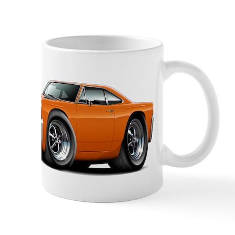 1969 Roadrunner Orange Car Mug