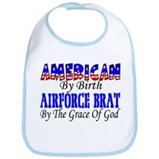 AF Brat By The Grace Of God Bib