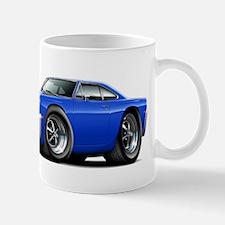 1969 Roadrunner Blue Car Mug