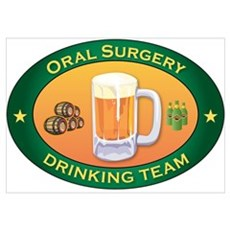 Oral Surgery Team Poster