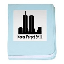 Never Forget for Kids baby blanket