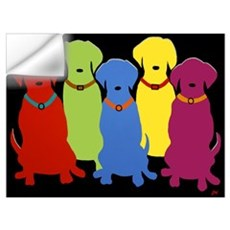 -- Five Labs Wall Decal