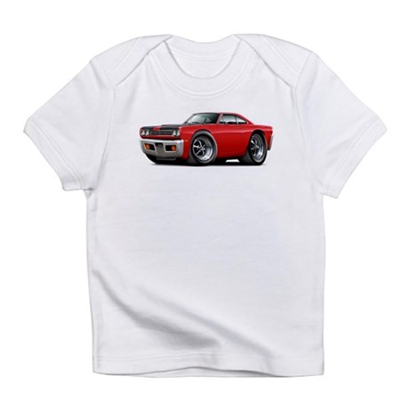 1969 Roadrunner Red-Black Infant T-Shirt