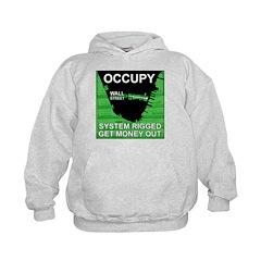 occupy wall street 02 Hoodie