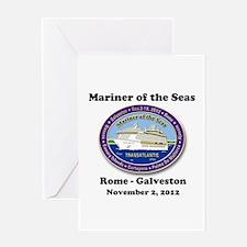 Unique Mariner Greeting Card