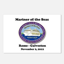 Unique Mariner Postcards (Package of 8)