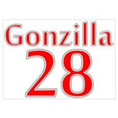 Gonzilla 28 Poster
