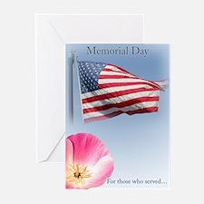 Memorial Day Greeting Cards (Pk of 10)
