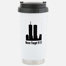Never Forget Stainless Steel Travel Mug