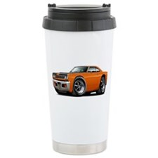 1969 Roadrunner Orange-Black Travel Mug