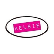 Kelsie Punchtape Patches