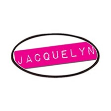 Jacquelyn Punchtape Patches