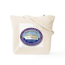 Funny Royal caribbean cruise Tote Bag